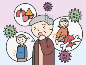 高齢者の病気・症状