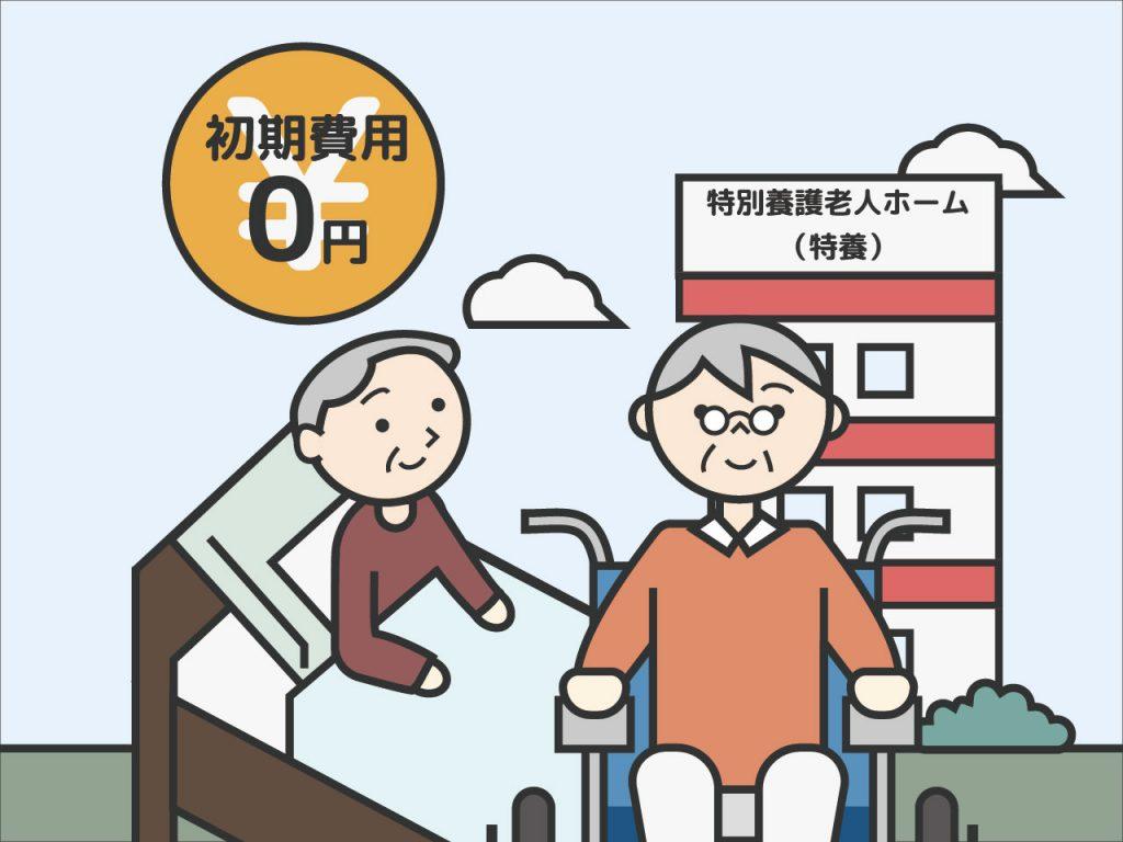 特別養護老人ホームの費用