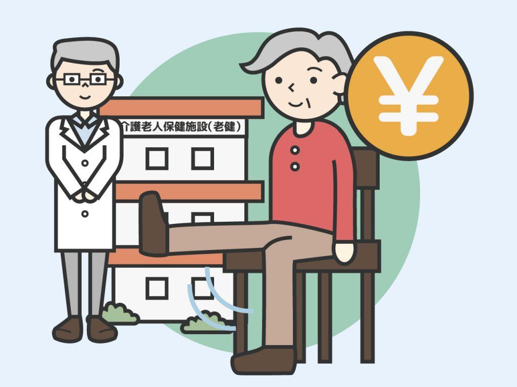介護老人保健施設の費用