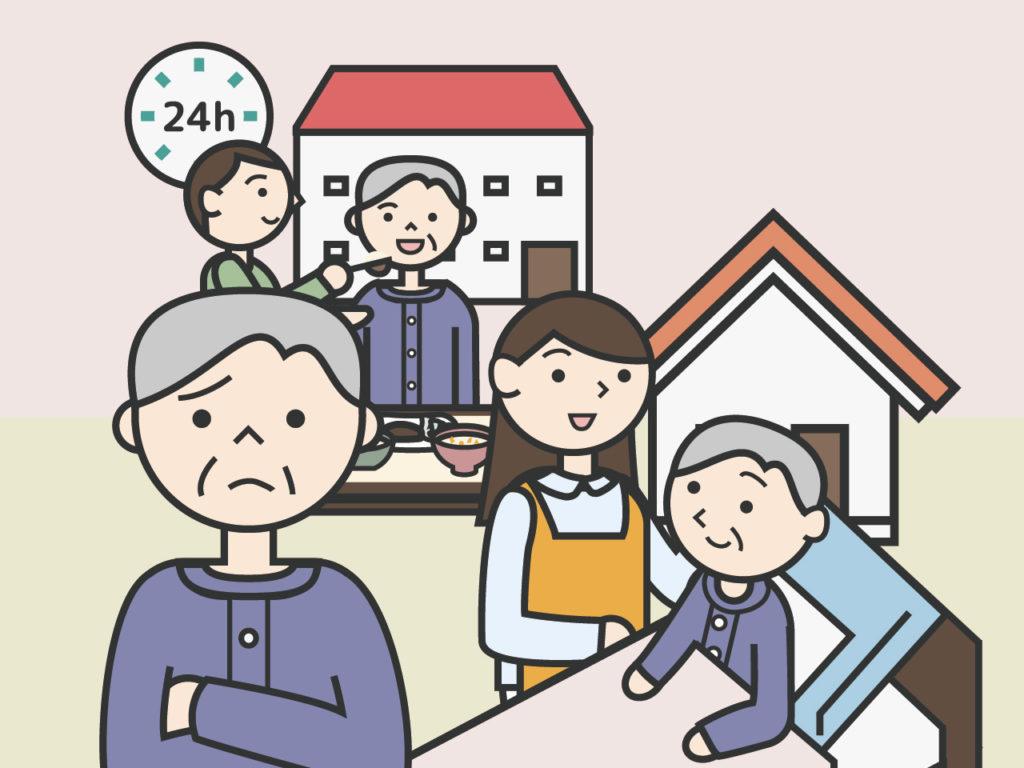 サービス付き高齢者向け住宅の選び方