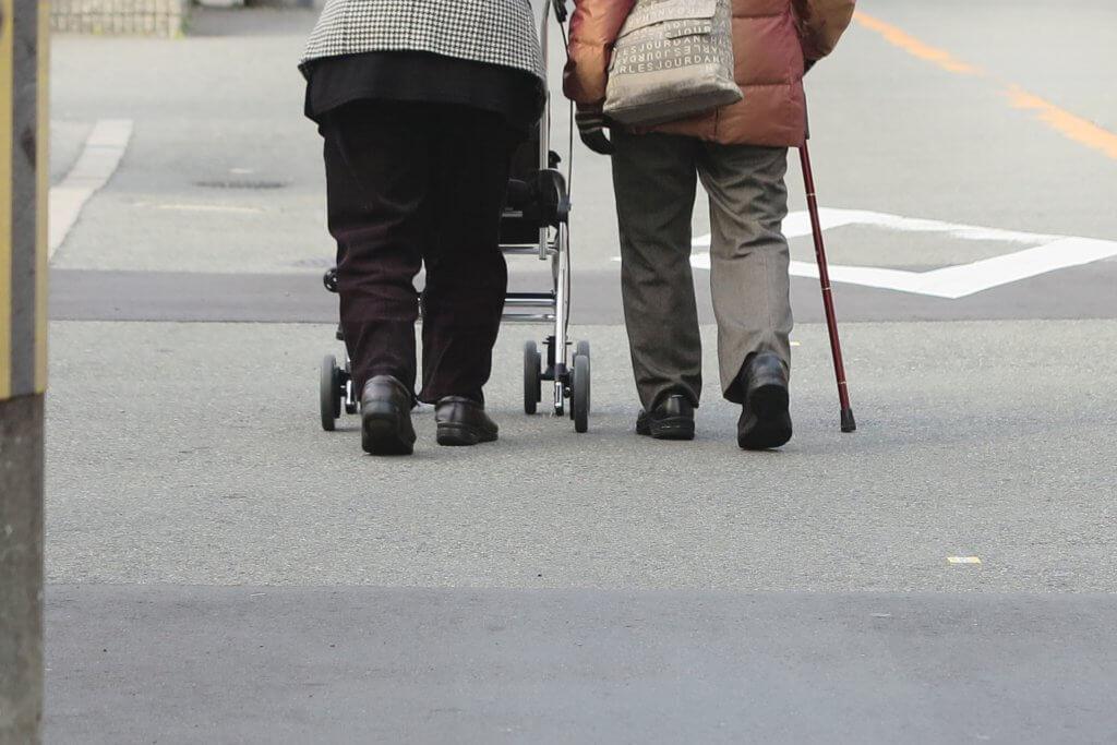 介護中の高齢者の運動で健康維持を目指そう