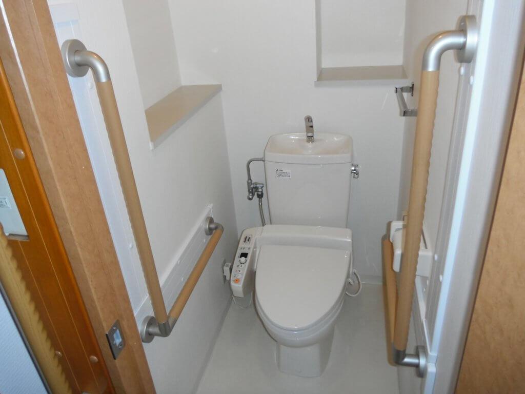 介護中でもトイレを快適に使う工夫とは