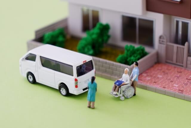 介護保険タクシーを理解しよう