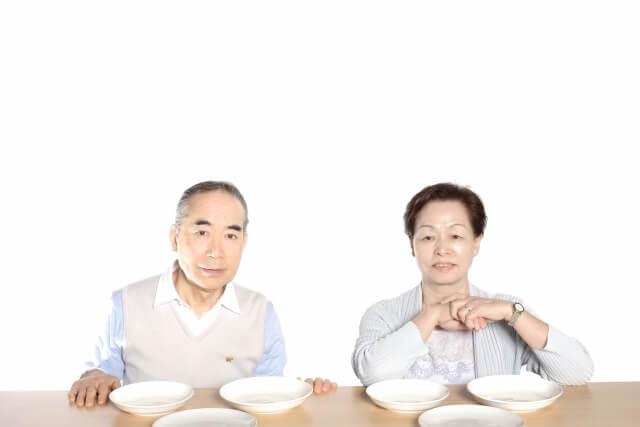 要介護者の食事形態について