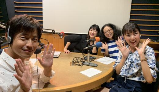 介護施設で漫才!松竹芸能の女性お笑いコンビ・アルミカンの赤阪侑子さんと高橋沙織さん